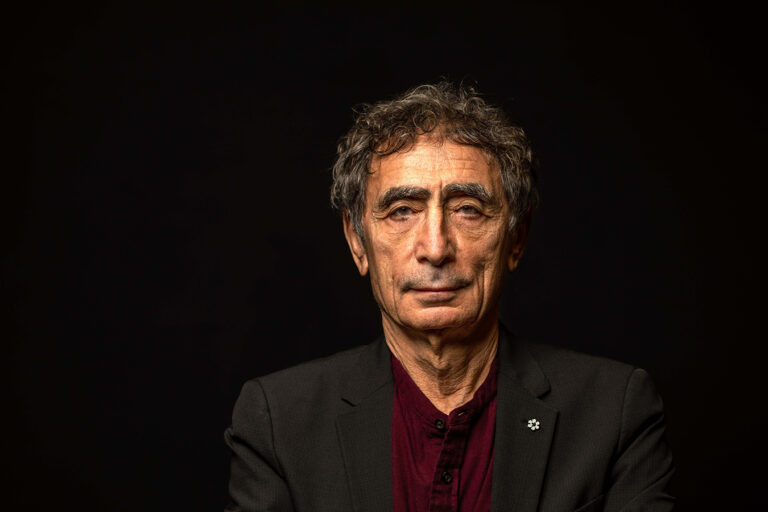 Gabor Mate on the biology of Loss